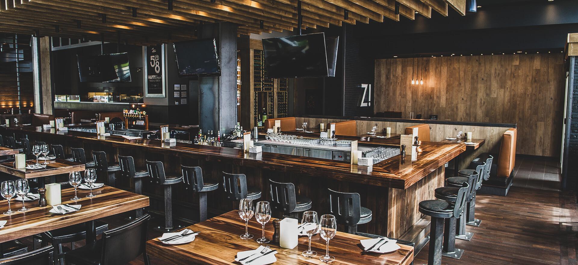 Restaurants ZIBO!