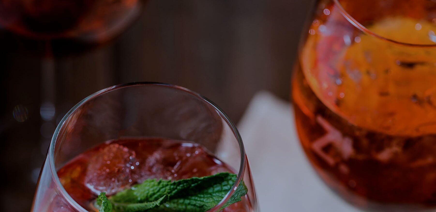 Des cocktails de Zibo!.